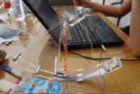 windmill in anemometer design