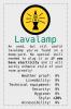 Lavalamp item