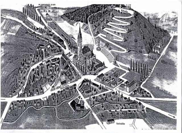 MarijaBistrica mapa
