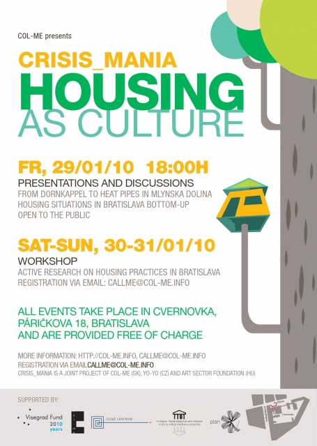 Poster Housing
